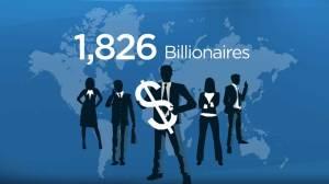 Bill Gates tops Forbes list of world's billionaires