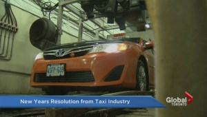 "Toronto cabbies pledge improved customer service in six-point ""New Year's Resolution"""