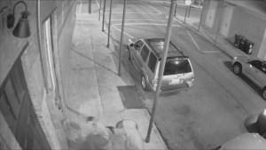 Good Samaritan's life saved after would-be mugger's gun jams