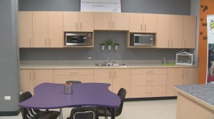 Dalhousie School finishes renovations for it's healthy meal program