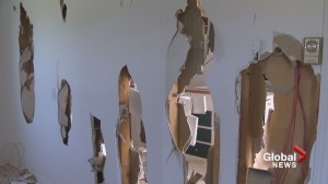 Vandals destroy inside of vacant Saint John home days before scheduled listing in real estate market