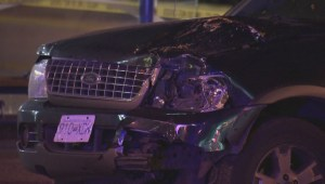 Charges laid in 2012 crash that killed pedestrian