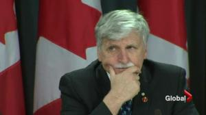 Dallaire's warning about CAR