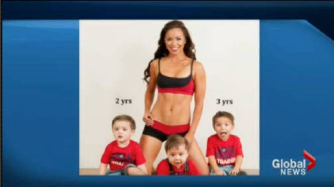 'What's your excuse?' Mom accused of fat-shaming after ...