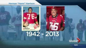 Legendary Stampeder Herm Harrison passes away