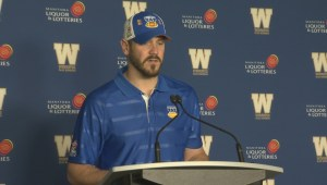 Buck Pierce joins Bombers