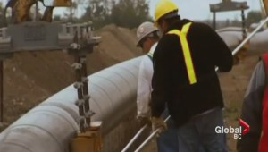 Kinder Morgan files Trans Mountain pipeline expansion application