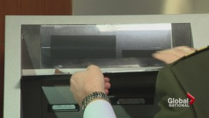 Quebec police fraud warning using ATMs