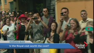 Should taxpayers pony up for the royal visit?