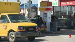 Gas prices jump at the pumps