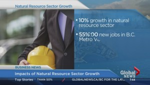 BIV: Impacts of natural resources sector growth
