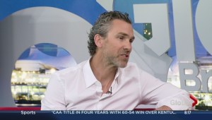 Trevor Linden and the Canucks