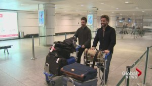 Montreal Oscar winners return home glowing