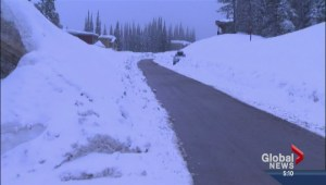 Resort complaints about snow clearance builds up