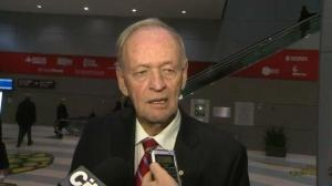 Chretien's best moments with Nelson Mandela