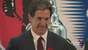 Maple Leafs hire Brendan Shanahan as team president