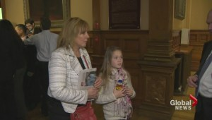 Ontario girl with cystic fibrosis pleads with premier to fund life-saving drug