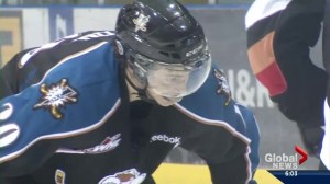 WHL players treated after Tim Bozon admitted to Saskatoon hospital with meningitis