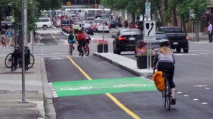 City unveils finalized plan for cycle track network