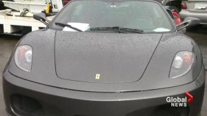 Langley man's new Ferrari impounded for excessive speeding