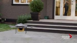 Amazon's drone deliveries