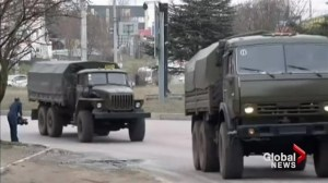 Crimea crisis intensifies as Russia ignores international pressure to pull back