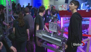 Robotics competition wraps up at Vanier College