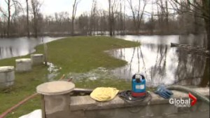 Premier visits flood-ravaged areas of Ontario