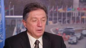 Ukraine's UN ambassador says world has 'a couple of days' to bring Russia to the table