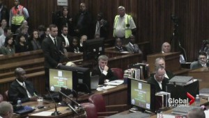 Dramatic start to Oscar Pistorius trial