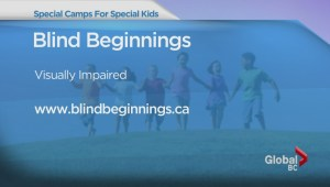 Special camps for special kids