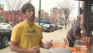Patio problems for popular coffee shop