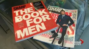 Sharp Magazine is marketing fashion to men – but are they buying?