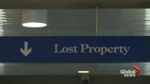 A trip to the lost and found department