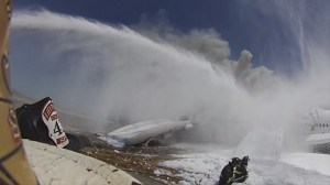 New video shows chaos during rescue after Asiana Airline crash