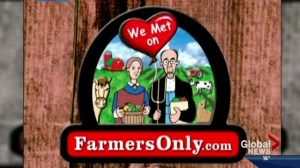 'Farmers Only' dating site