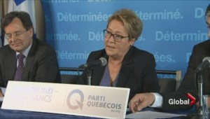 Marois tries to bury voter fraud controversy