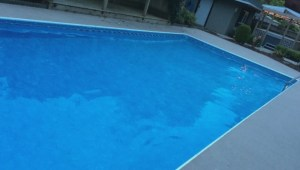 Earthquake causes wave in Maple Ridge pool