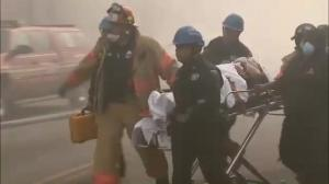 2 dead, at least 20 injured after explosion levels 2 NYC buildings