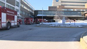 Chemical spill forces evacuation at HSC