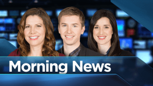 Thursday on The Morning News