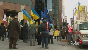 Crimea crisis raising fears in Toronto Ukrainian community