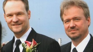 Minister defrocked for performing gay wedding for his son