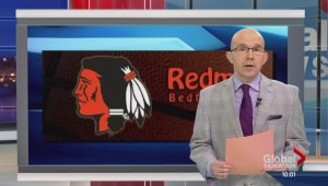 School board votes in favour of changing Redmen team name, logo