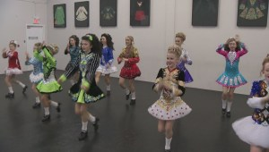 In the Mix: Irish dancing