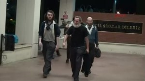 Four French journalists held hostage in Syria freed