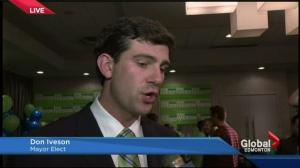 Decision Edmonton: One-on-one with Mayor-elect Don Iveson