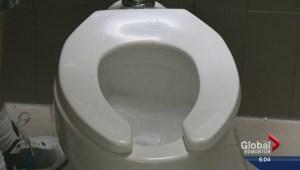 Don't flush this!