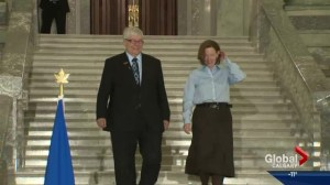 Questions over severance for Redford's staff