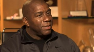 Magic Johnson comments on Clipper's owner alleged racist remarks